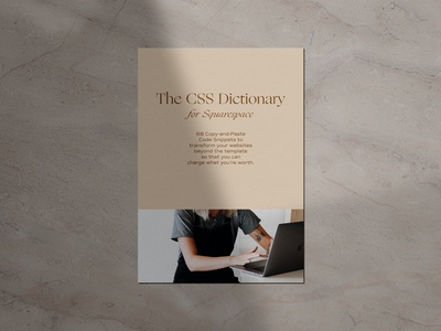 Print Design | The CSS Dictionary
