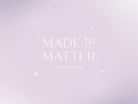 Primary Logo | Made to Matter