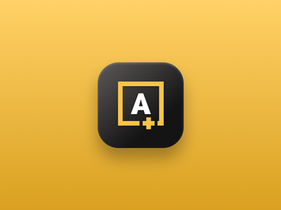 App icon logo daily ui challenge monogram icon app