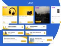 UI Kit Blocks