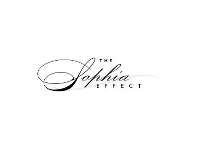 Logo Design for 'The Sophia Effect' logo concept logo designs lingerie design lingerie website design lingerie logo lingerie logo design sketch vector logo design