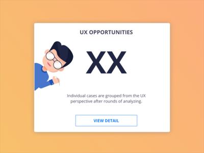 UX Opportunities