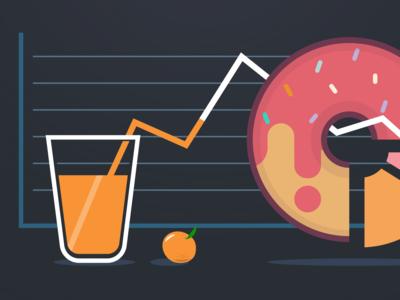 Beverage & Donut