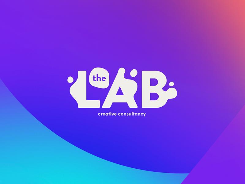 The Lab Studio - Visual Identity design thinking innovation team agency studio firm consultancy visual identity identity branding logo