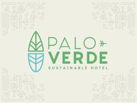 Palo Verde Hotel - Logo