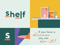 Shelf - Visual Identity