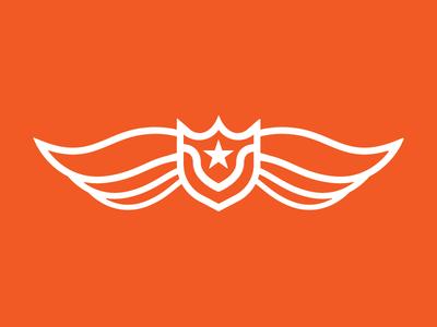 Shield & Wings #3