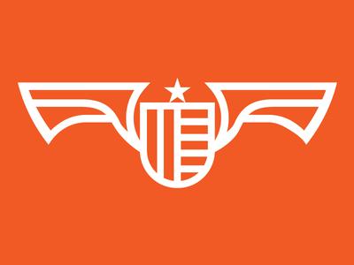 Shield & Wings #4