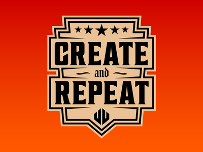 Create and Repeat