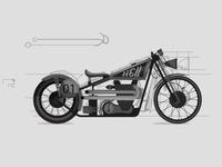 Vintage Motorcycle_01