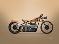 Vintage Motorcycle_02