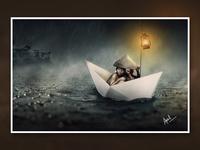 Papper Boat