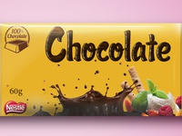 design package for chocolate