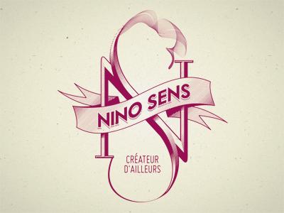 Nino Sens logo design proposal