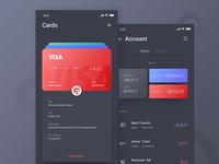 Finance APP UI