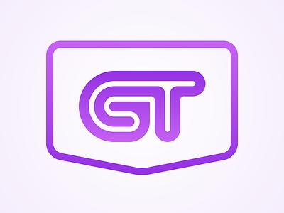 GT proposal brand logo gt