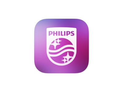 Philips Hue - App Icon Redesign redesign unsolicited hue philips
