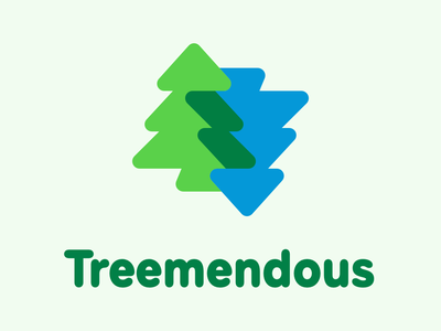 Treemendous - A Podcast About Plants treemendous podcast trees nature plants logo brand