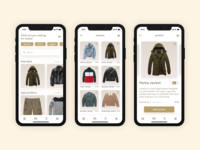 New Wave - Men's Fashion App