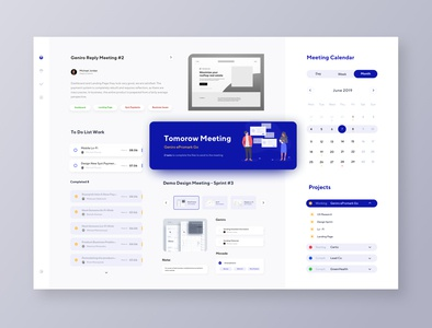 UX Studio And Client Consultation Dashboard