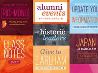 Website Badges for Earlham College
