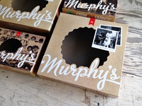 Murphy's Pie and Tart Boxes