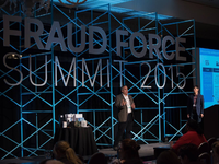 Fraudforce 2015 stage