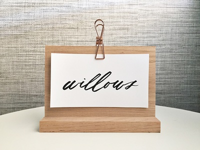 small retail sign stand shop shopping signage custom clip wood oak sign retail