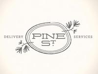 Pine Street Logo Variation
