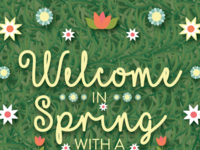 welcome spring