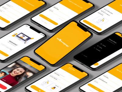 In Sign Language App - Redesign