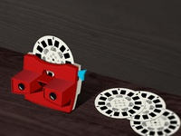 View-Master Illustration