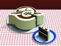 GCWCC Cake