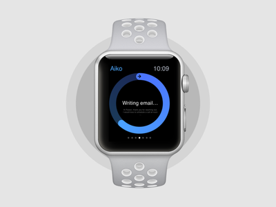 Aiko Concept watch artificial intelligence ai
