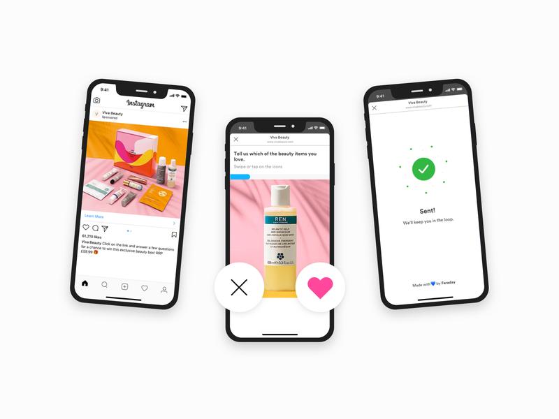 Social intent testing! Mobile responsive design 📲 ui design user experience uxui ux app design ios app google pixel google android mobile ios
