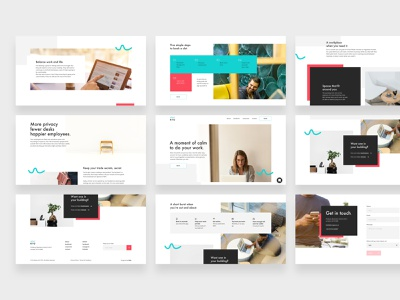 Era Branding and Web Design branding brand minimal flat ui ux mobile design landing page typography web user experience website illustration