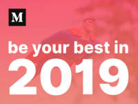 Be your best in 2019! 👏