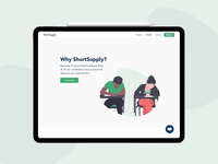 Supply teacher and educational website