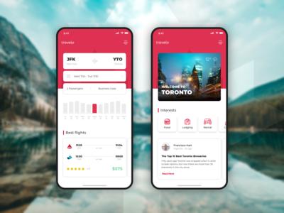 Canada Travel App 🇨🇦