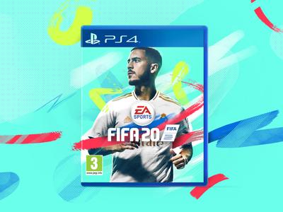 FIFA 20 Cover Concept