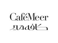 CaféMeer Persian Logotype