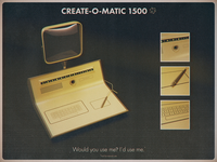 Create-O-Matic 1500