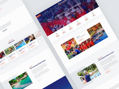 International School Website
