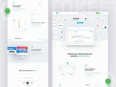 Tokeet Homepage