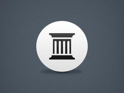 Logo Idea logo column
