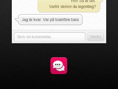 Stranger.se App chat app ios iphone