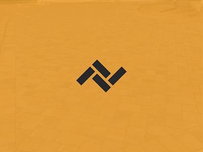 Elite Hardscapes Icon building icon branding brand logo pavers paver paving hardscapes hardscape construction block