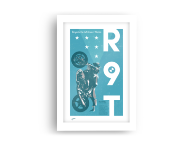 R9T Poster