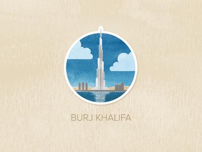 Day Twelve: Burj Khalifa