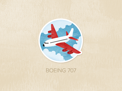 Day Thirty-One: Boeing 707